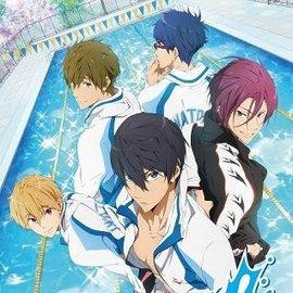 © Oji Koji, Kyoto Animation Co., Ltd. / Iwatobi High School Swim Club