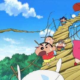 "A Sauce That Will Save the World?! ""Crayon Shin-chan: Very Tasty! B-class Gourmet Survival"" Releases 2"