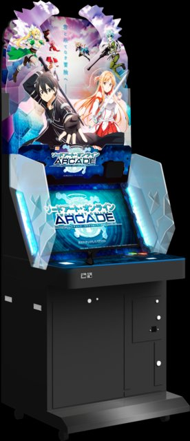 Sword Art Online Arcade Game Reveals New Info! | Tokyo Otaku Mode News