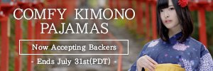 Tokyo Mirai Mode: Comfy KIMONO Pajamas