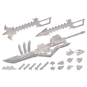 Toys & Knick-Knacks / Plastic Models / M.S.G. Weapon Unit Assortment 03: Wild Set Clear Ver.