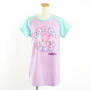 milklim Cotton Candy Long T-Shirt