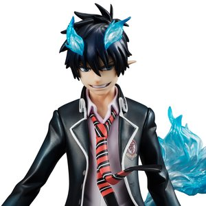 Figures & Dolls / Scale Figures / G.E.M. Series Blue Exorcist Rin Okumura