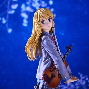 Figures & Dolls / Bishoujo Figures / Your Lie in April Kaori Miyazono 1/8 Scale Figure