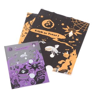 Stationery / Other Stationery / Home & Kitchen / Towels / EVA STORE TOKYO-01 Halloween Clear File & Hand Towel Set
