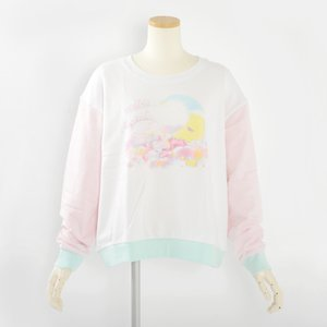 milklim x magical Suya Suya Tonight Sweatshirt
