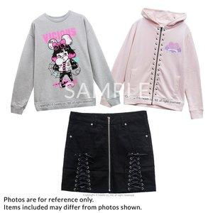 J-Fashion / Tops / Cardigans & Hoodies / Bottoms / LISTEN FLAVOR Hoodie Fukubukuro