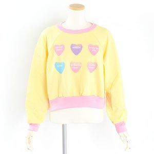 milklim Heart Candy Sweatshirt
