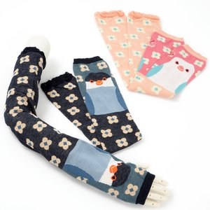 J-Fashion / Other Accessories / KOTORITACHI Java Sparrow Arm Covers (UV Protective)