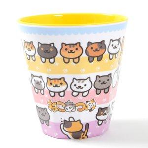 Neko Atsume Melamine Cup