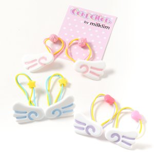 milklim Angel Milk Wing Hair Tie