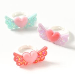 milklim Winged Heart Ring