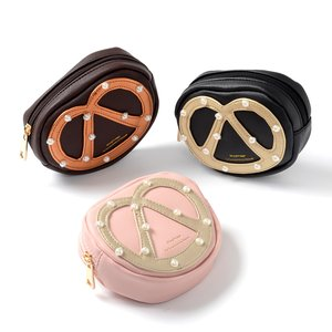 J-Fashion / Wallets & Pouches / FLAPPER Pretzel Pouch