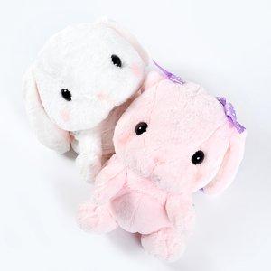 Otaku Apparel & Cosplay / Bags & Wallets / Plushies / Plushie Accessories / J-Fashion / Bags & Purses / Pote Usa Loppy Rabbit Backpacks Ver. 1