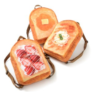 Otaku Apparel & Cosplay / Bags & Wallets / Marude Pan Like a Bread Backpacks