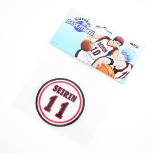 Otaku Apparel & Cosplay / Other Accessories / Kuroko's Basketball Kuroko Patch