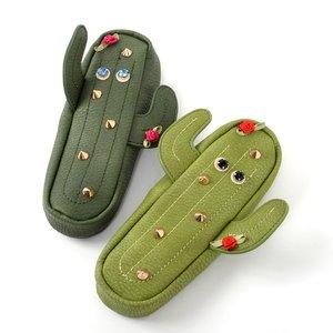 J-Fashion / Wallets & Pouches / FLAPPER Cactus Pouch