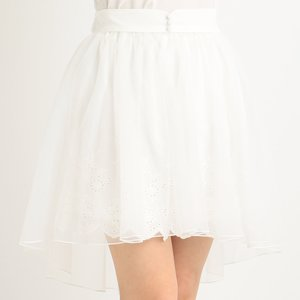 J-Fashion / Bottoms / LIZ LISA Asymmetric Tulle Skirt