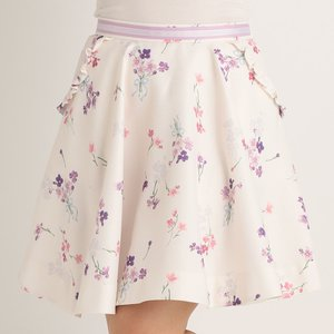 LIZ LISA Small Flower Bouquet Skirt