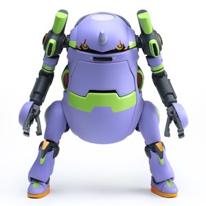 35 Mechatro WeGo EVA Unit-01
