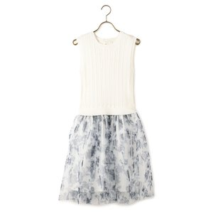 LIZ LISA Combining Tulle Dress