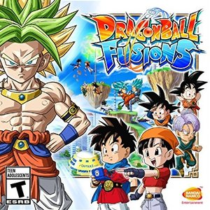 Gaming / Video Games / Dragon Ball Fusions (3DS)