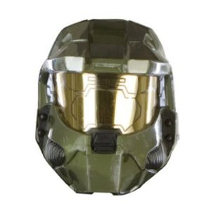 Otaku Apparel & Cosplay / Cosplay Props / Halo Master Chief 2-Piece Mask