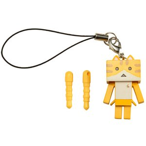 Toys & Knick-Knacks / Collectable Toys / Other Goods / Nyanboard Strap Charm - Bicolor Tabby