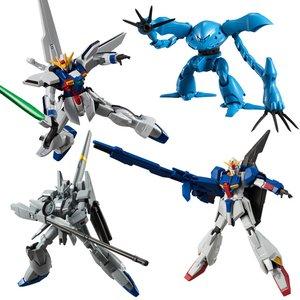 Toys & Knick-Knacks / Plastic Models / Bandai Shokugan Gundam Universal Unit Vol. 2 Box Set