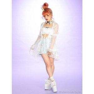 J-Fashion / Cardigans & Hoodies / Swankiss Feminine Lace Cardigan