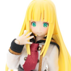 Figures & Dolls / Dolls / Assault Lily 024: Custom Lily Type-E 1/12 Scale Doll (Yellow)