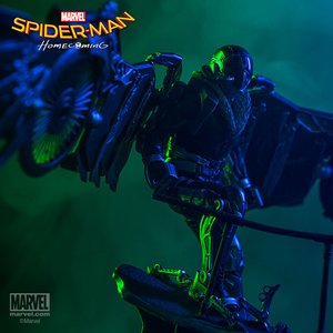 Battle Diorama Series Spider-Man: Homecoming 1/10 Scale Vulture