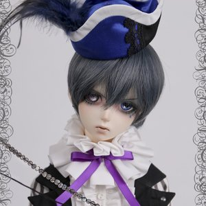 Black Butler: Book of Circus Ciel Cast Doll