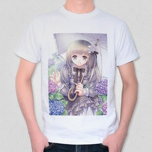 You and Hydrangea T-Shirt