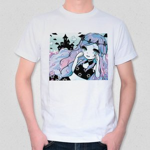 Banshee in a Pastel Gothic World T-Shirt