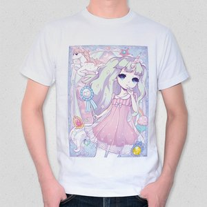 Sakura Unicorn T-Shirt