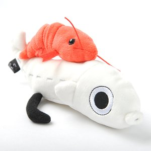 Shirasu-Tai Prawn and Lobster Plush