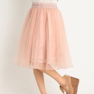 LIZ LISA Medium Gathered Skirt