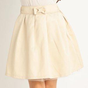 LIZ LISA Bow Tie Skirt