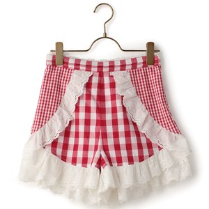 J-Fashion / Bottoms / LIZ LISA Cotton Frill Shorts