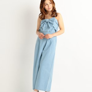 LIZ LISA Dungaree Rompers