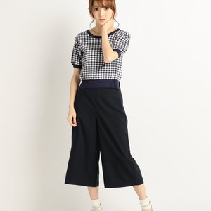 LIZ LISA Flared Gaucho Pants