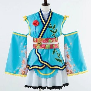 Otaku Apparel & Cosplay / Cosplay Outfits / Love Live! The School Idol Movie Eli Ayase Angelic Angel Cosplay Outfit