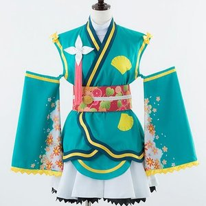 Otaku Apparel & Cosplay / Cosplay Outfits / Love Live! The School Idol Movie Kotori Minami Angelic Angel Cosplay Outfit