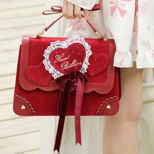 LIZ LISA Heart Balloon 3-Way Bag
