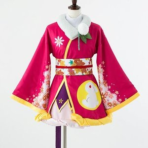 Otaku Apparel & Cosplay / Cosplay Outfits / Love Live! The School Idol Movie Maki Nishikino Angelic Angel Cosplay Outfit