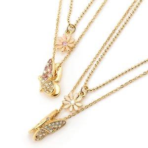 LIZ LISA Butterfly Necklace