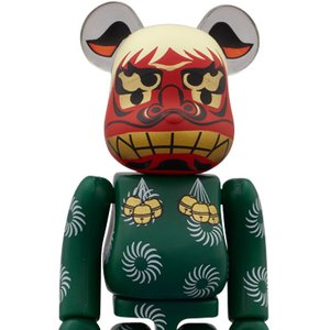 Toys & Knick-Knacks / Plastic Models / BE@RBRICK 100% Shishi-mai