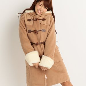 LIZ LISA Long Duffle Coat