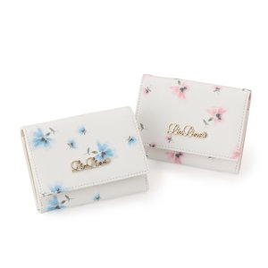 LIZ LISA Big Flower Card Case